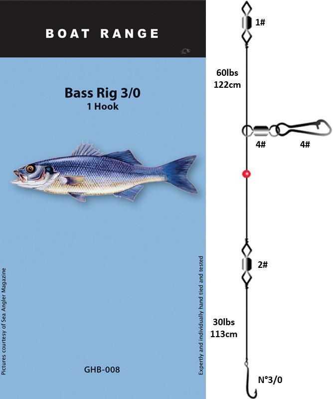 Greys Bass Rig 1 Hook Size 3 0 Amazonas Outdoor