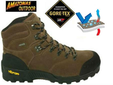 8cda10f1fcb Goretex Boot