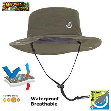 Sealskinz Waterproof Trail Hat Green – Amazonas Outdoor 7ea20fe4085