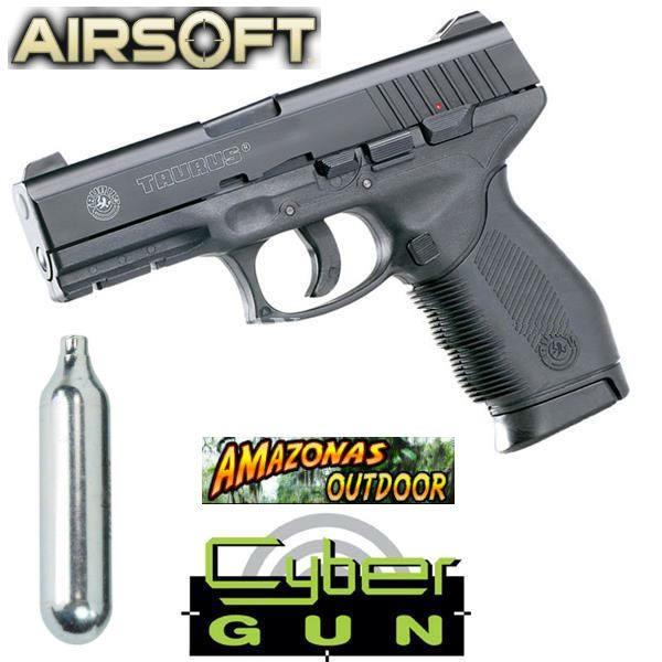 Taurus PT 24/7 (Metal Slide) Airsoft Gun